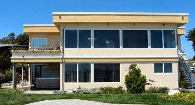 Santa Cruz Vacation Rental Home overlooking the Monterey Bay